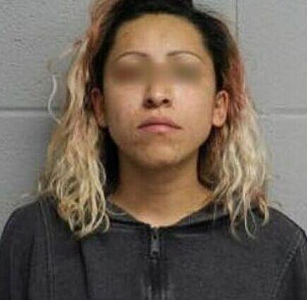 Mujer asesina a un hombre porque se negó a besarla en EU, Facebook Rolling Meadows Police Department
