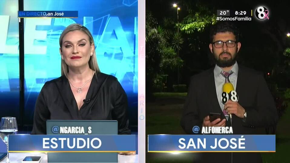 Noticias Telediario con Douglas Sánchez, 22 de octubre de 2021