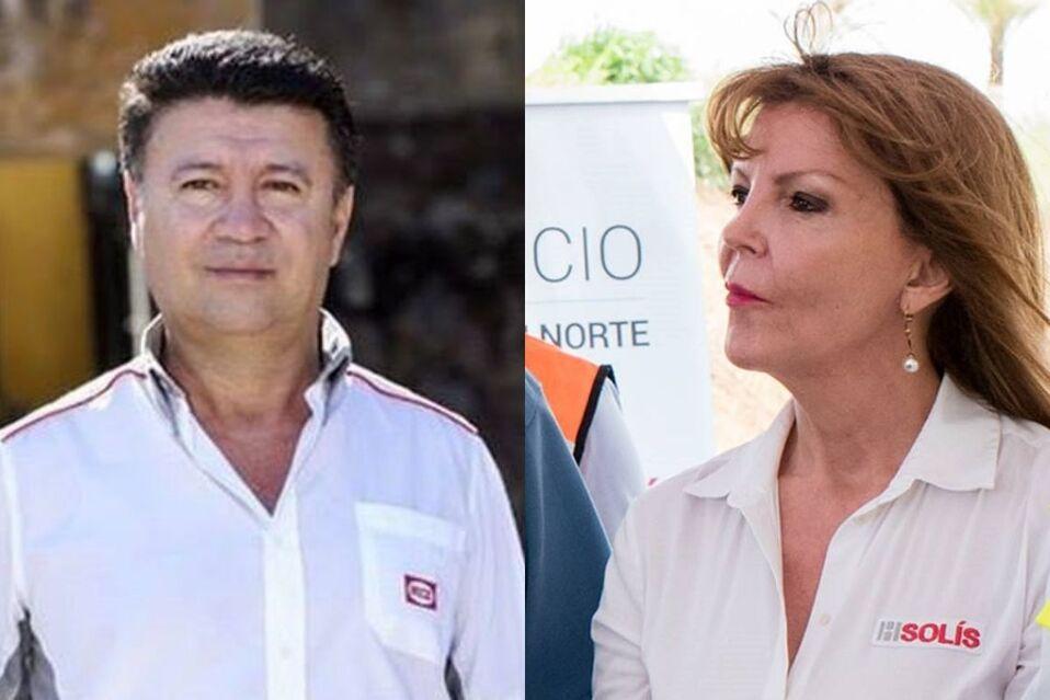 Caso Cochinilla involucra a Mélida Solís y Carlos Cerdas