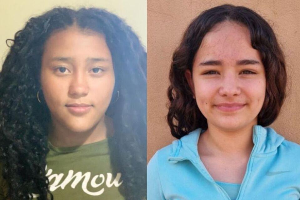 OIJ pide ayuda para ubicar a dos menores desaparecidas